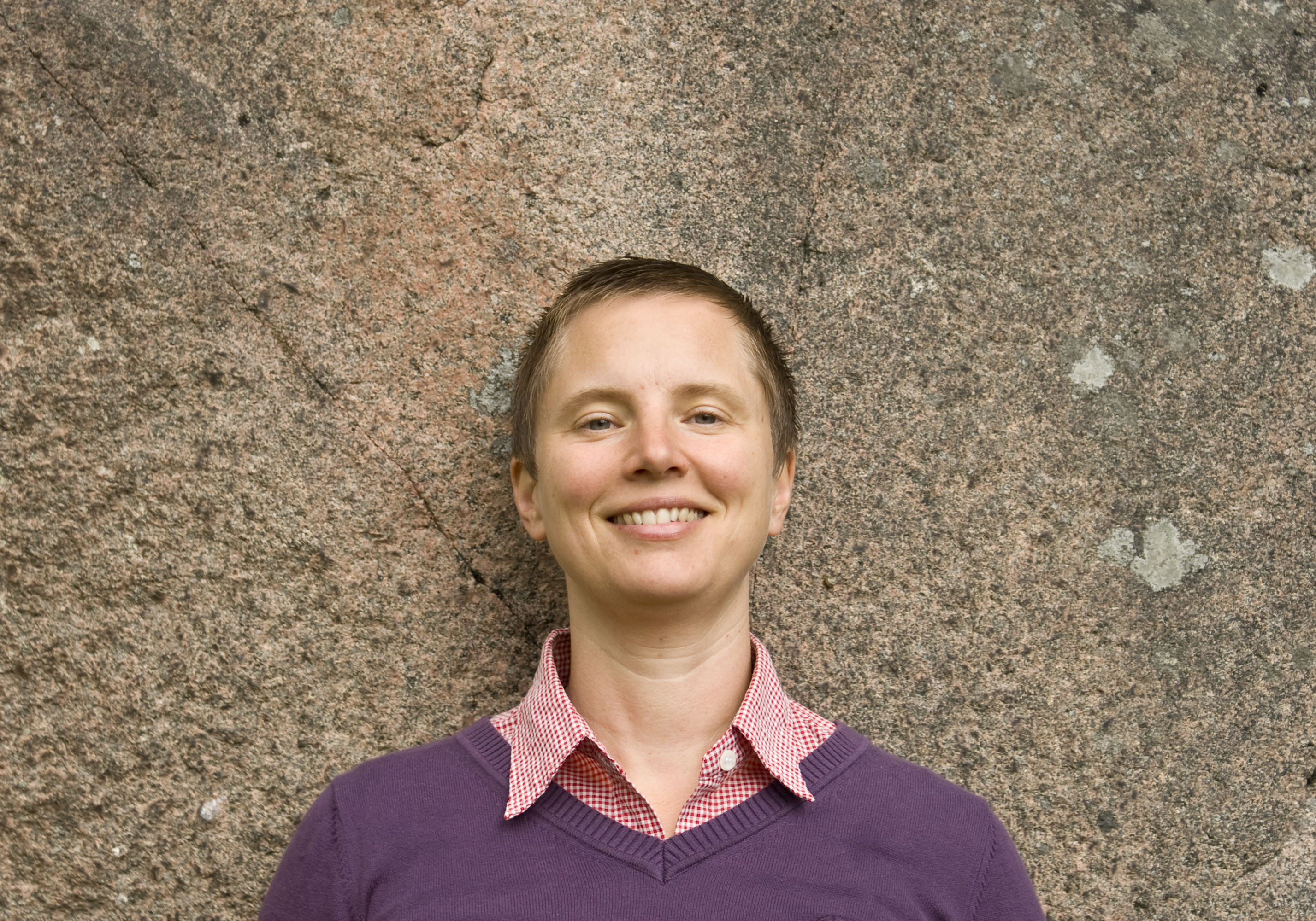Skrivarkurser. Jenny Forsberg är ledare för kurserna.